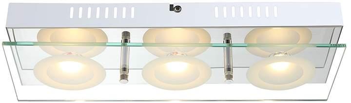 Globo Lighting EEK A+, LED-Wandleuchte Oda 3-flammig