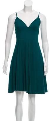 L'Agence Mini A-Line Dress