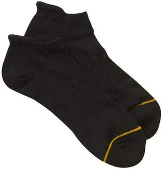 Gold Toe Gt a Goldtoe Brand GT by Men's All Day Comfort Cushion Lowcut Socks, 3-Pack