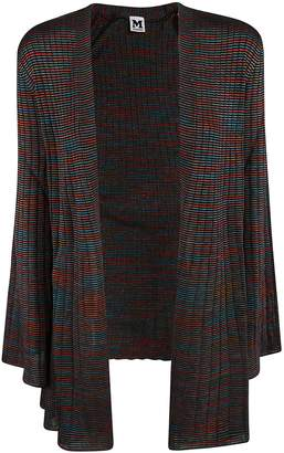 M Missoni Open Front Cardigan