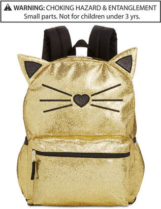 LTB Accessory Innovations Little & Big Girls Cat Backpack