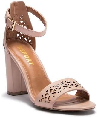 Report Windlyn Ankle Strap Heel Sandal
