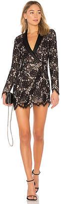 NBD X by x REVOLVE Que Bonita Lace Tux Dress