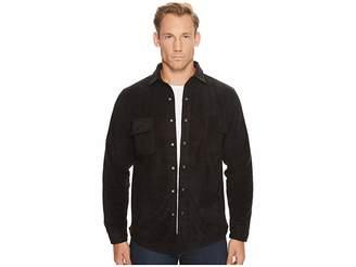 Woolrich Andes Fleece Shirt Jacket Men's Coat
