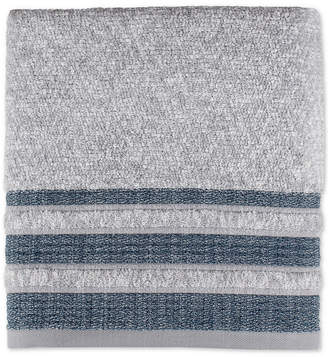 Saturday Knight Cubes Cotton Stripe Bath Towel Bedding