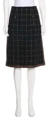 Chanel 2016 Fantasy Tweed Skirt