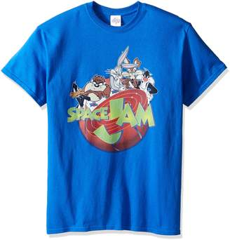 Looney Tunes Warner Bros. Warner Brothers Men's Team Space Jam T-Shirt