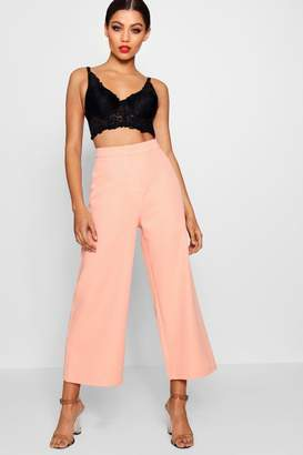 boohoo Woven Tailored Suit Culottes