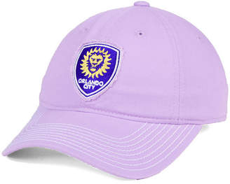 adidas Orlando City Sc Pink Slouch Cap