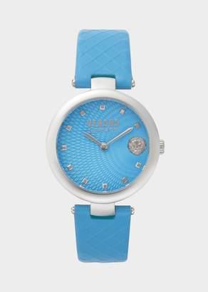 Versus Light Blue Buffle Bay Watch