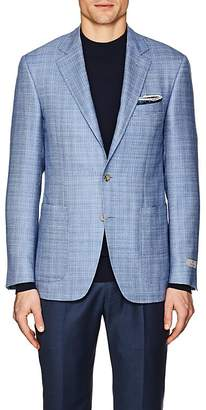 Canali Men's Kei Wool-Blend Two-Button Sportcoat