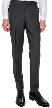 The Kooples Classic Wool Suit Pants