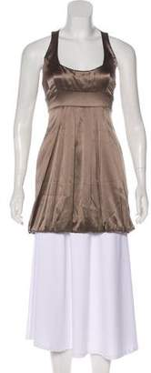 Jasmine Di Milo Sleeveless Silk Tunic