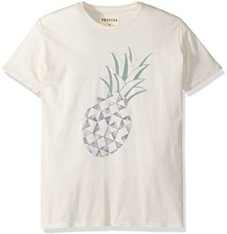 Vestige Men's Apparel Men's Pineapple Cotton Graphic T-Shirt