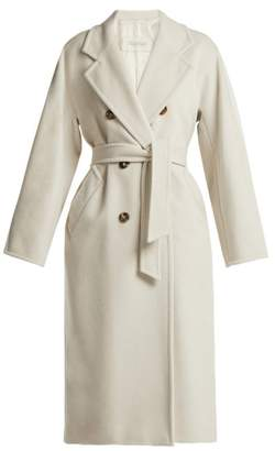 Max Mara 101801 Icon Coat - Womens - Ivory