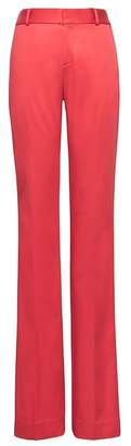 Banana Republic Logan Trouser-Fit Stretch Sateen Pant