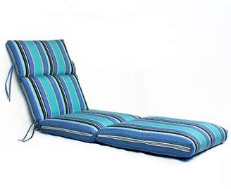 Beachcrest Home Dolce Oasis Indoor/Outdoor Sunbrella Chaise Lounge Cushion