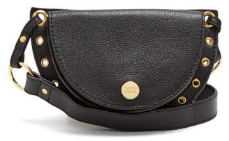 See by Chloe Kriss Grained Leather Belt Bag - Womens - Black