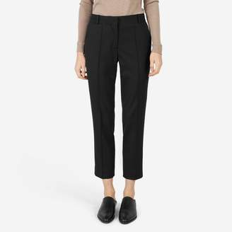 Everlane The Italian GoWeave Crop Trouser