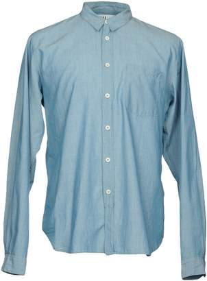 Mhl By Margaret Howell Denim shirts
