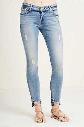 Halle Super Skinny Step Hem Womens Jean $229 thestylecure.com
