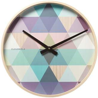 Cloudnola Tonic Clock - Blue