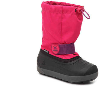 Kamik Jet Toddler & Youth Snow Boot - Girl's