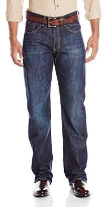Stetson Men's Modern Straight Leg Jean,38x36