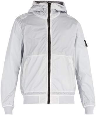 Stone Island Technical nylon jacket