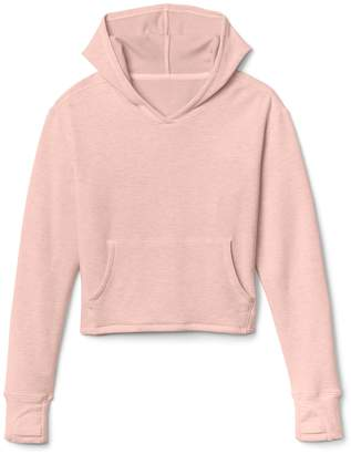 Athleta Girl Crop 'till you drop hoodie