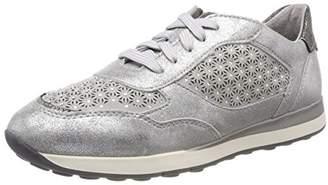 Jana Women's 23624 Low-Top Sneakers, (Lt. Grey)