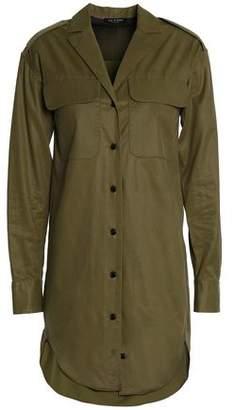 Rag & Bone Mason Twill Mini Shirt Dress