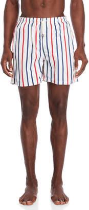 Solid & Striped The Classic Stripe Board Shorts