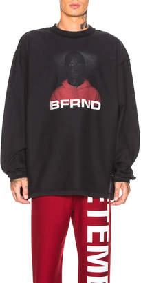 Vetements BRFND Shirt