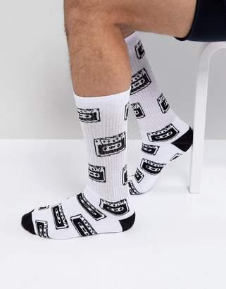 Urban Eccentric Casette Socks