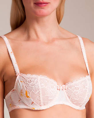 Aubade Magic Blossom Demi-Cup Bra
