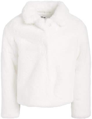 Epic Threads Little Girls Faux-Fur Jacket