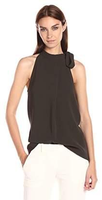 Theory Women's Maysprin Admiral Crepe Shirt