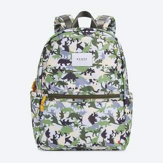 State Bags Mini Kane Backpack Dinoflage