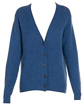 Prada Women's Buttoned Cashmere Cardigan