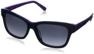 Just Cavalli Women's JC564S5692W Wayfarer Sunglasses