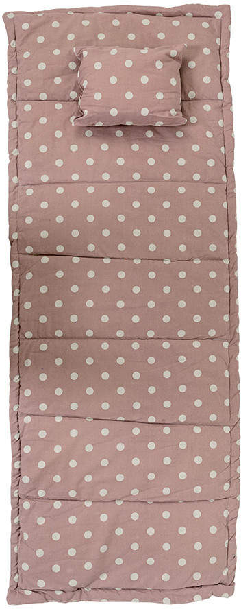 Bloomingville - Cotton Beach Mat - Rose