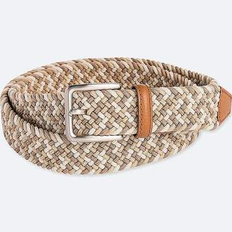 Uniqlo Men's Stretch Mix Mesh Belt