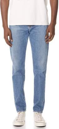 A Gold E Agolde AGOLDE Hero Jeans