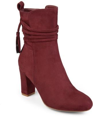 Journee Collection Zuri Women's High Heel Ankle Boots