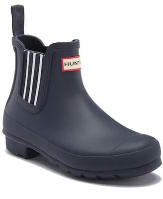 Hunter Garden Stripe Chelsea Boot