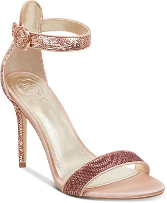GUESS Women's Kahluan Dress Sandals Women's Shoes