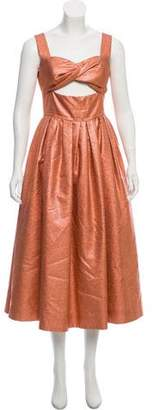 Rosie Assoulin 2016 Morning After Dress