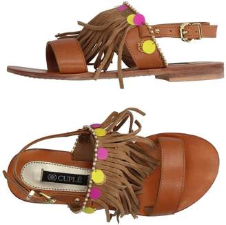 Cuplé Sandals - Item 11200165JU