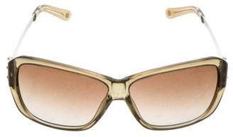 Tory Burch Resin Tinted Sunglasses